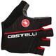 Castelli Circuito Rękawiczka rowerowa czerwony/czarny